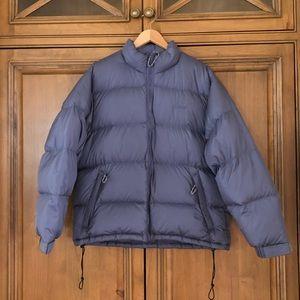 l.l. bean goose down puffer jacket